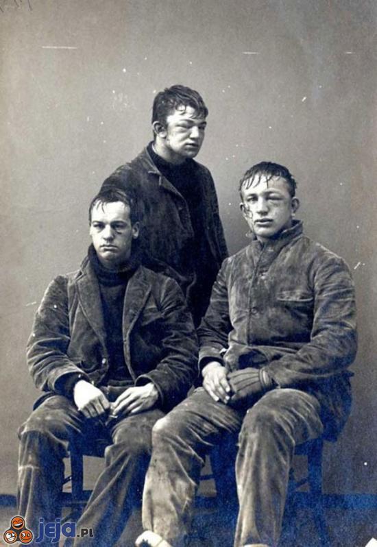 Studenci po bitwie na śnieżki (1893)