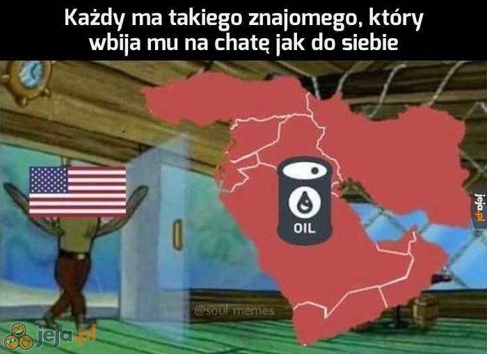 USA takie jest