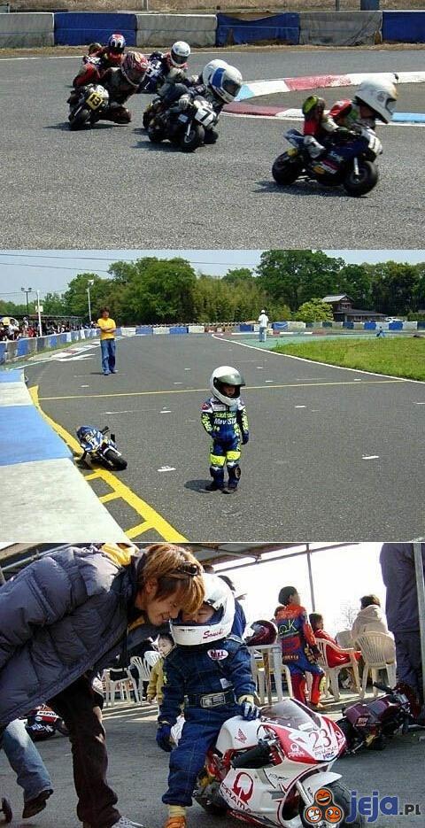 Wielki wyścig malutkich