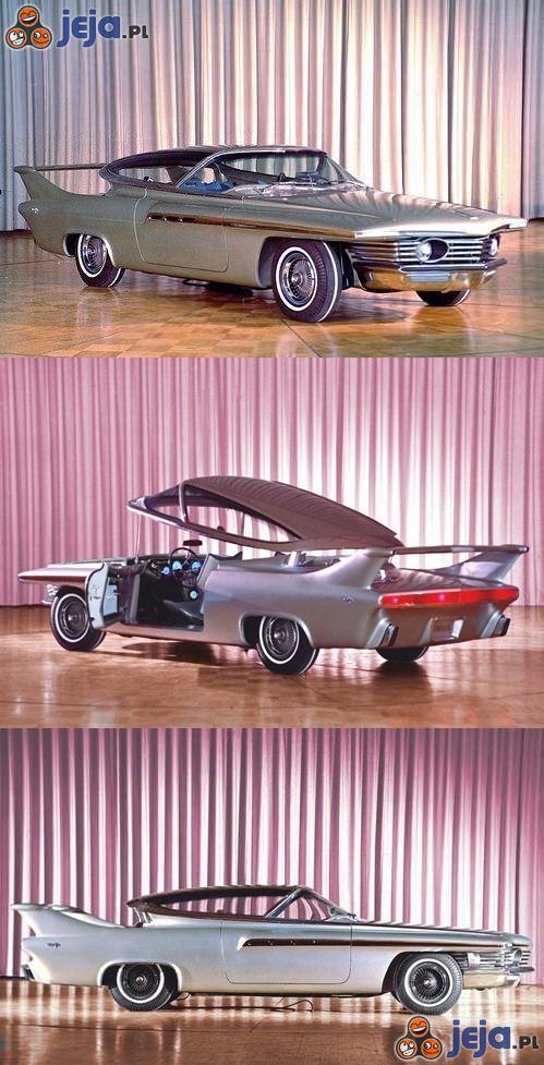 Chrysler TurboFlite - koncepcyjne auto z 1961 roku
