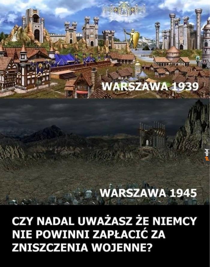 Warszawo, walcz o swoje