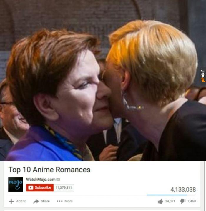 Top 10 zdrad w anime