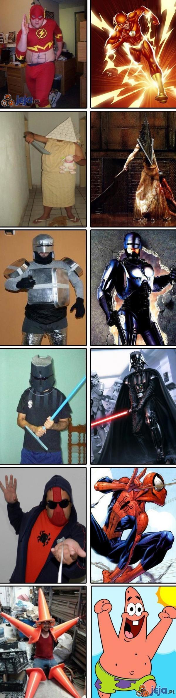 Najlepsze cosplaye ever