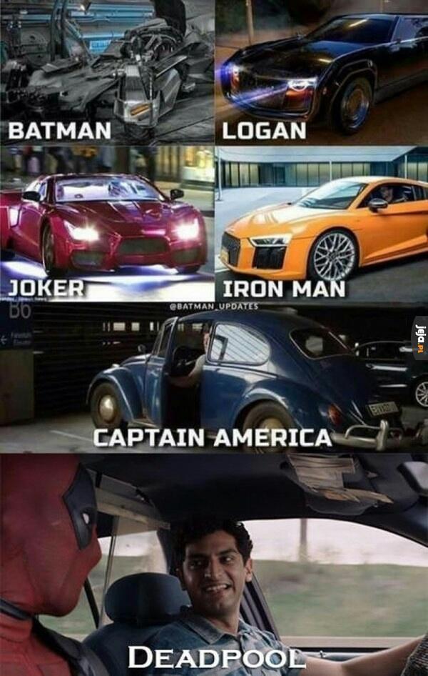Rumaki superbohaterów
