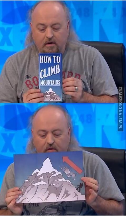 Poradnik jak się wspinać