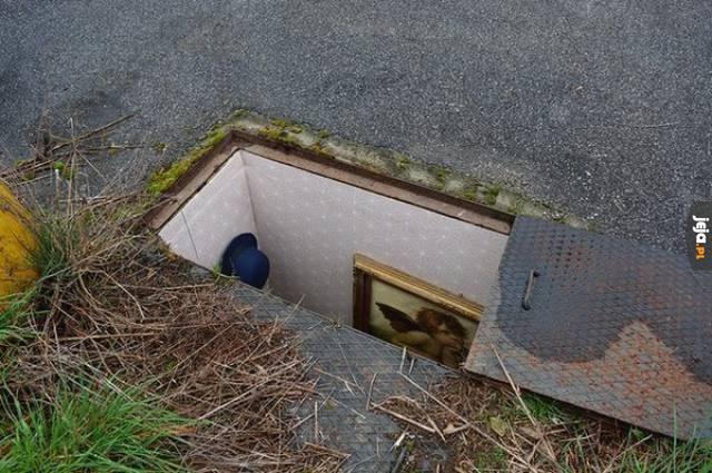 Ukryty pokoik