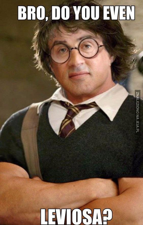 Harry ostatnio przypakował