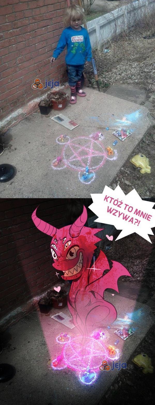 Kucykowy demon przybywa!
