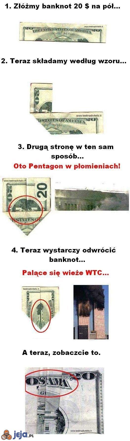 Banknot przewidział przyszłość