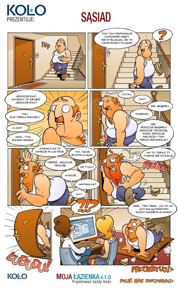 Zakręcony komiks