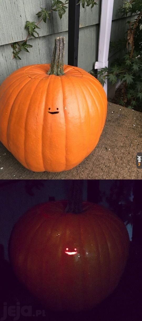 Najlepsza dynia na Halloween ever