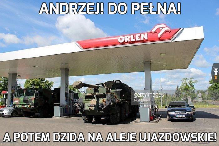 Andrzej! Do pełna!