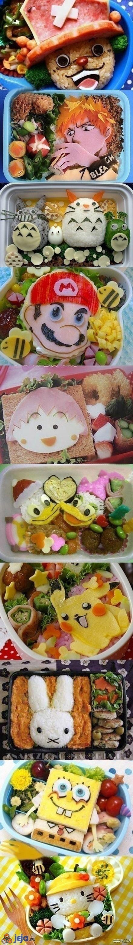 Nie mogę tego zjeść!
