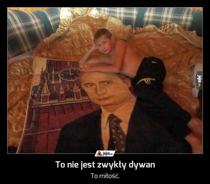 To nie jest zwykły dywan