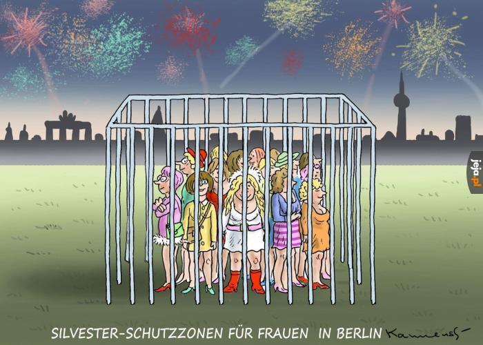 Sylwester dla kobiet w Berlinie