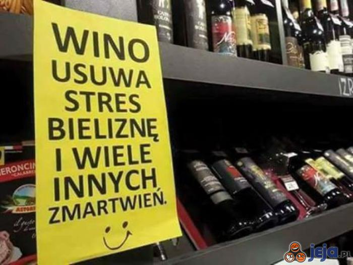 Pijmy wino!