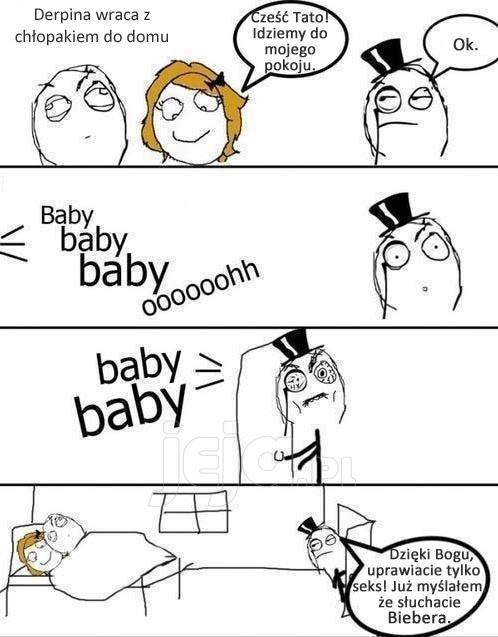 Baby, baby...