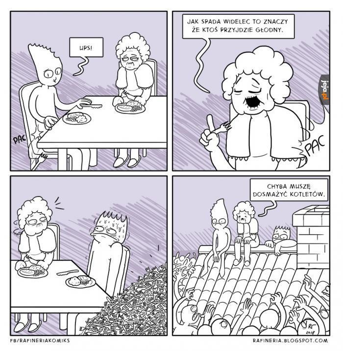 Babcine przesądy