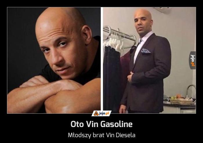 Oto Vin Gasoline