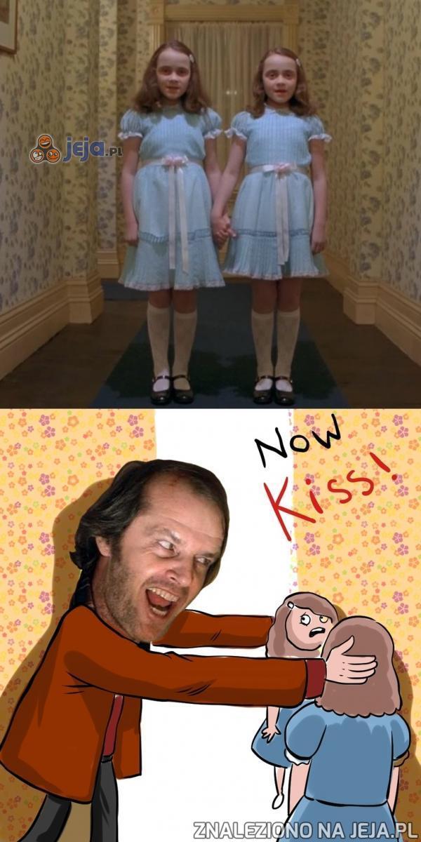 Buzi buzi dziewczynki!