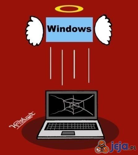 Żegnaj, Windowsie...