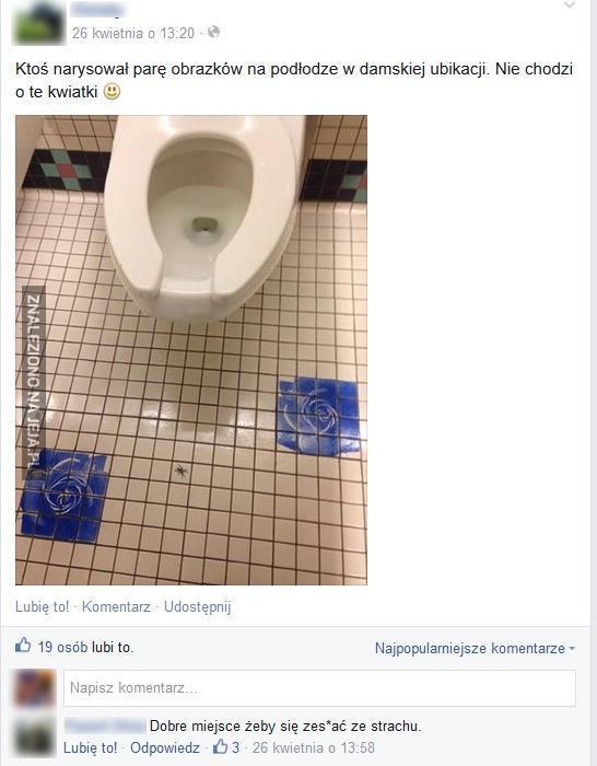 Damska łazienka