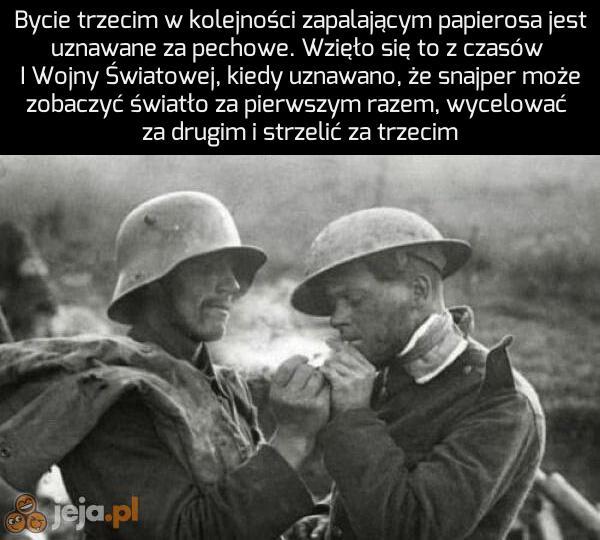 Palenie zabija