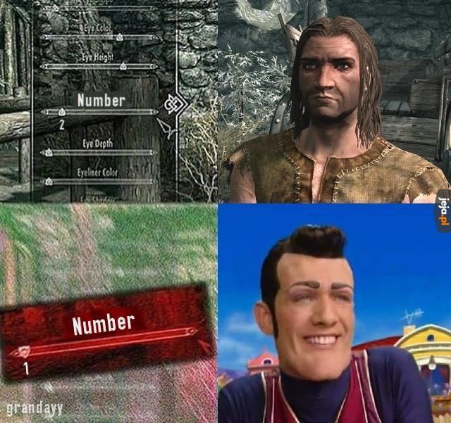 Numer 1 jest tylko jeden