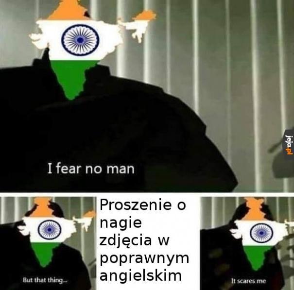 Co przeraża Hindusów