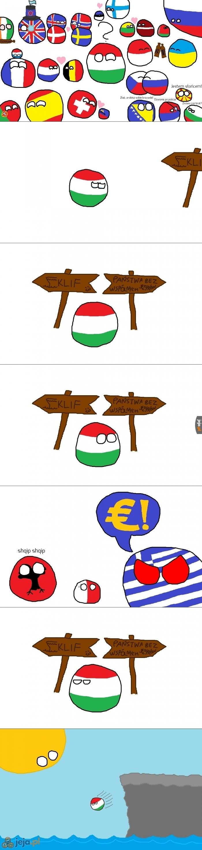 Krótka historia Węgier