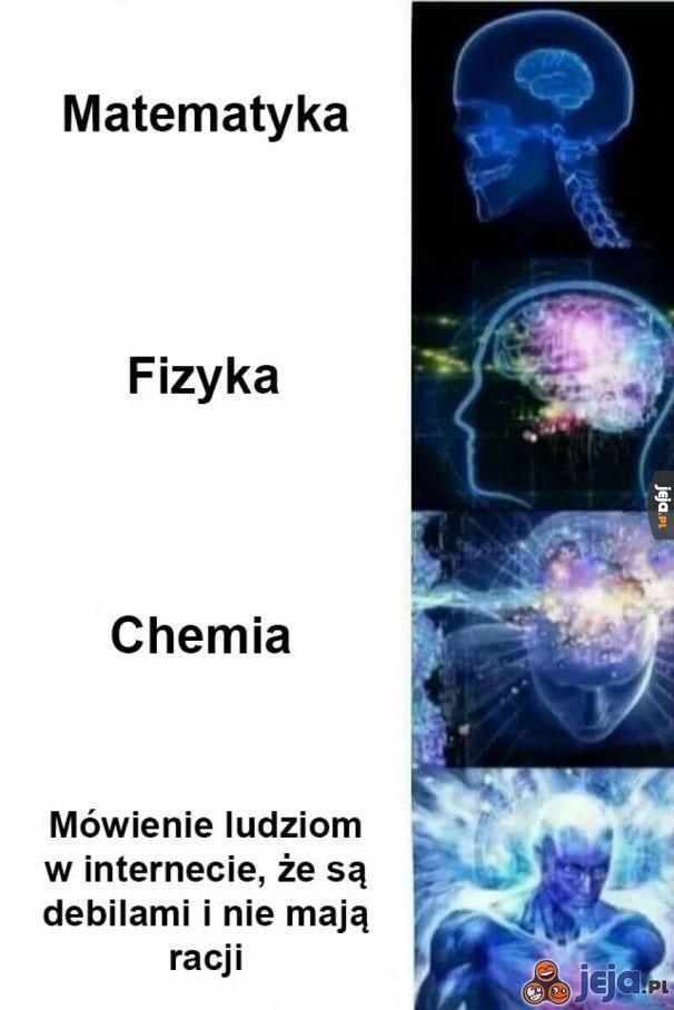 Jak ścisły jest Twój umysł?