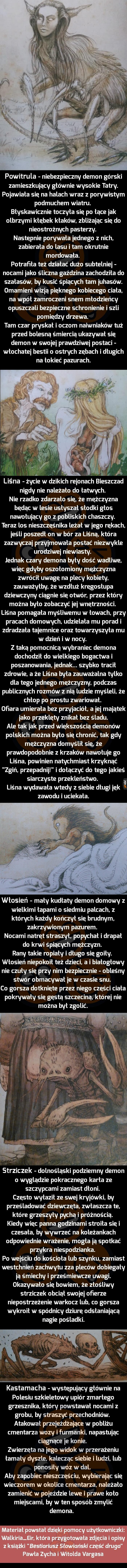 Kolejna porcja słowiańskich bestii