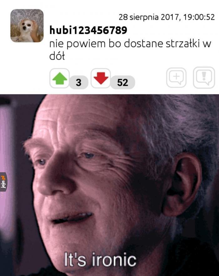 Chciał, to ma