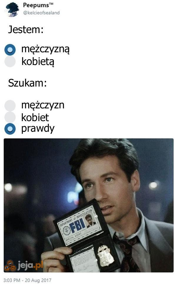 Mulder taki jest