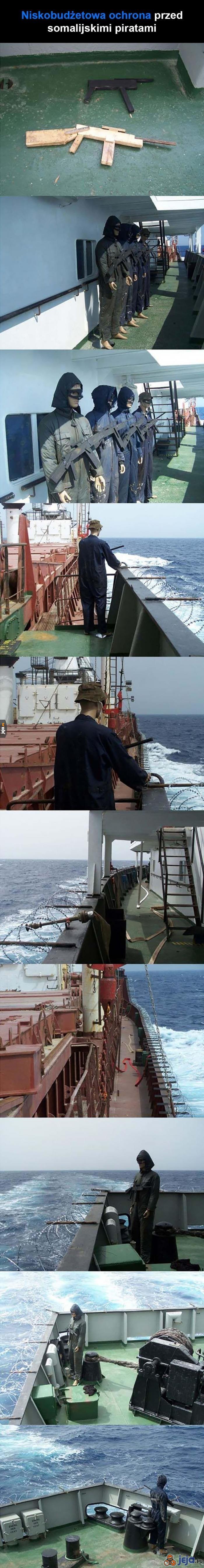 Ochrona przed piratami