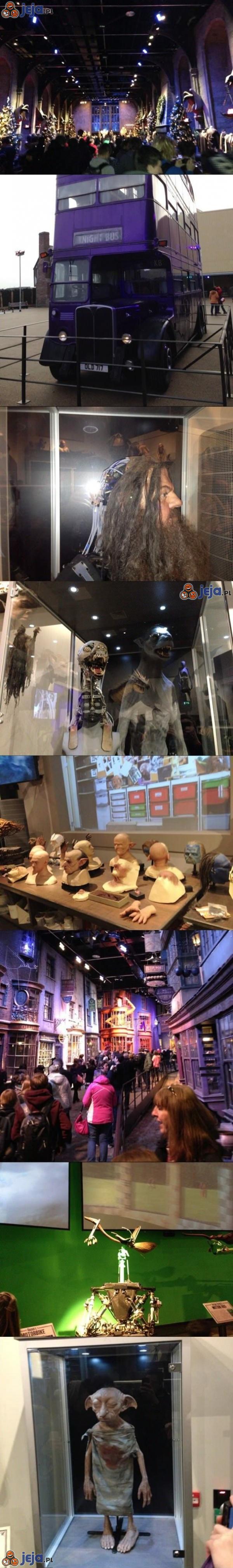 Muzeum Harrego Pottera w Londynie
