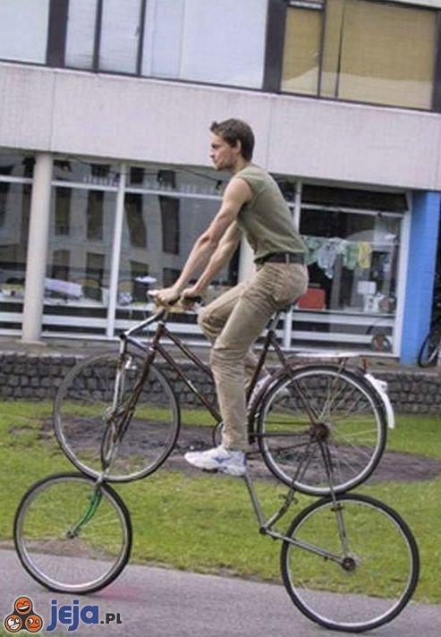 Podwójny rower
