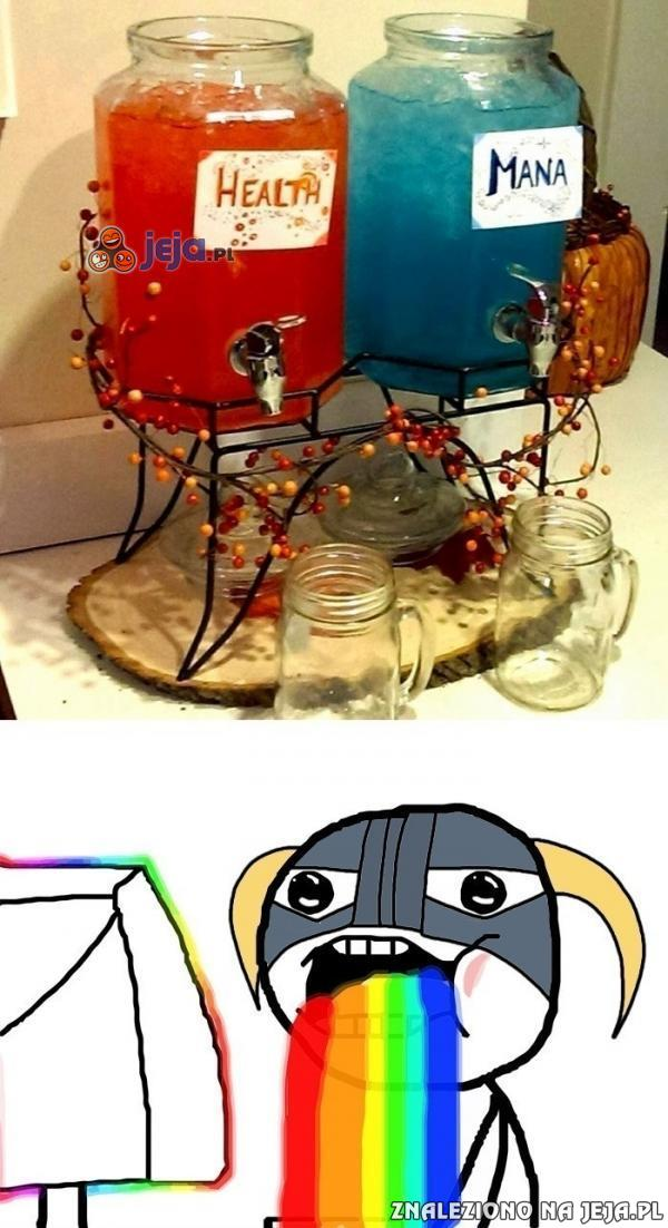 Eliksiry domowej roboty