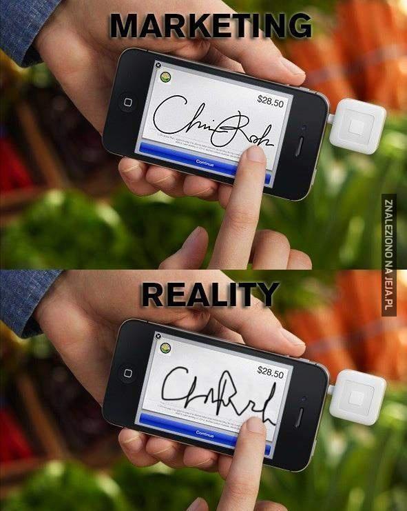 Reklamy i rzeczywistość