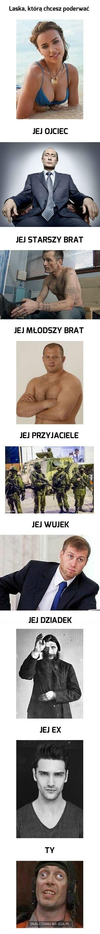 Randki z Rosjankami takie są