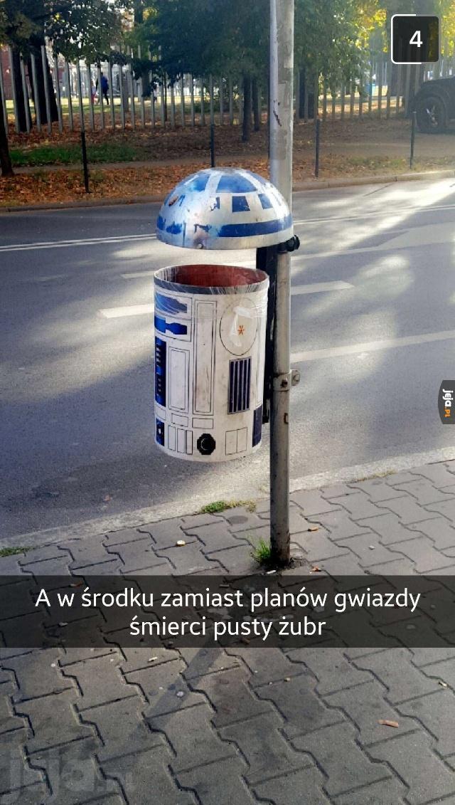 Polski R2D2