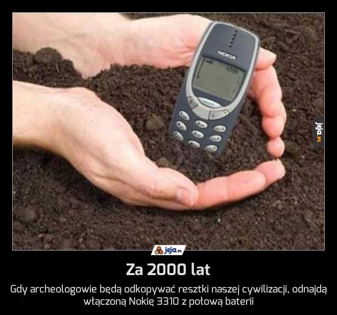 Za 2000 lat