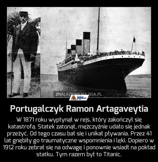 Portugalczyk Ramon Artagaveytia
