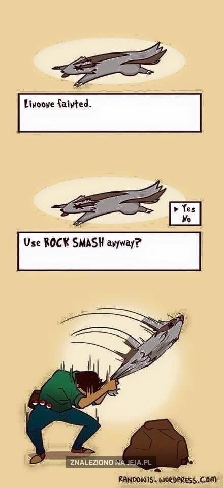 Ten Pokemon jeszcze może walczyć!