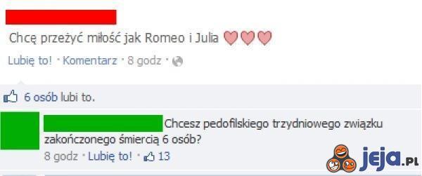 Jak Romeo i Julia