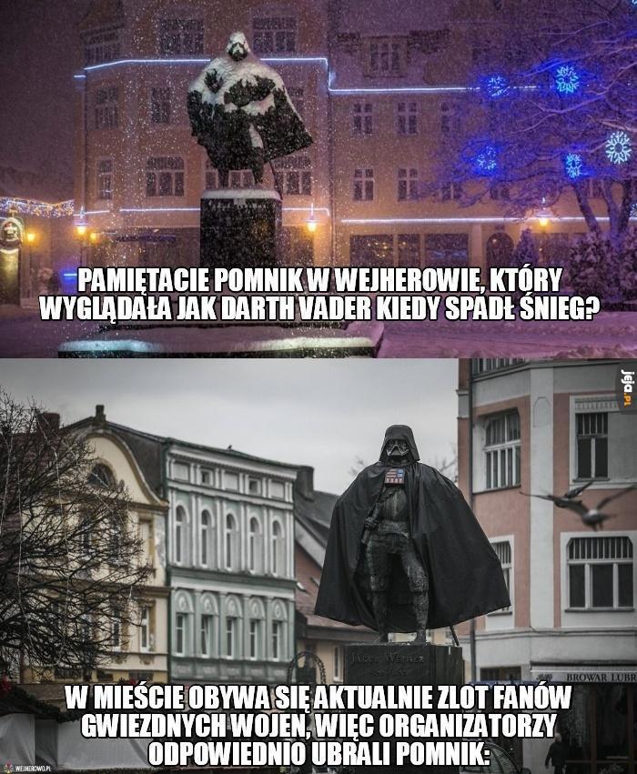 Pomnik w Wejherowie