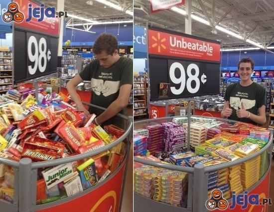 Nudzisz się na zakupach? Zrób porządek!
