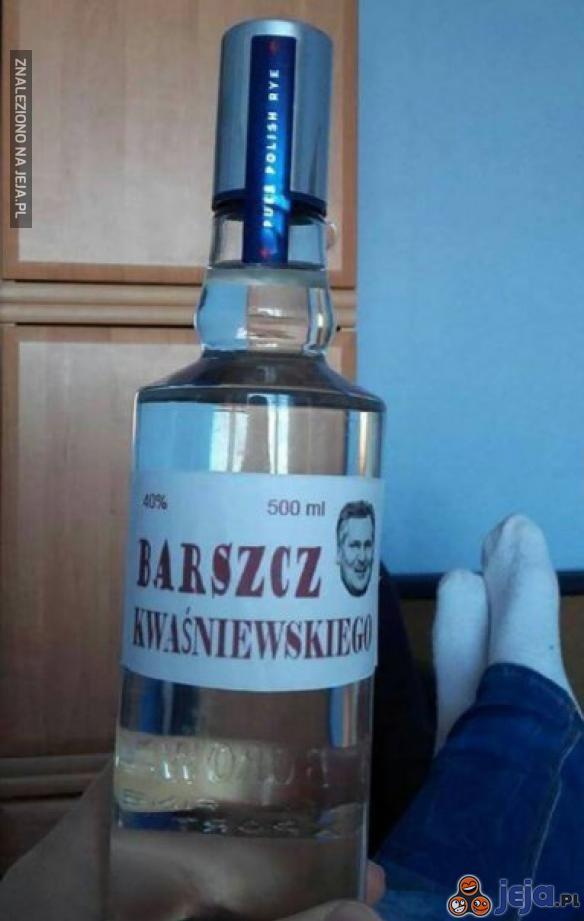 Barszcz Kwaśniewskiego