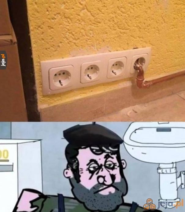 Inżynier miał wizję