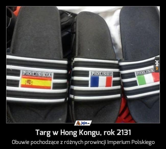 Targ w Hong Kongu, rok 2131